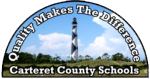 Click here for Carteret County Schools Website